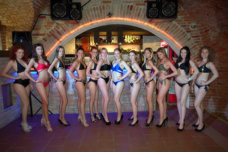 I. semifinále 10. ročníku Miss Superkrás