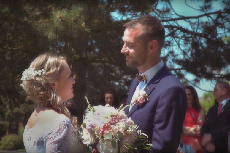 Svatební klip Pavla a Pepa