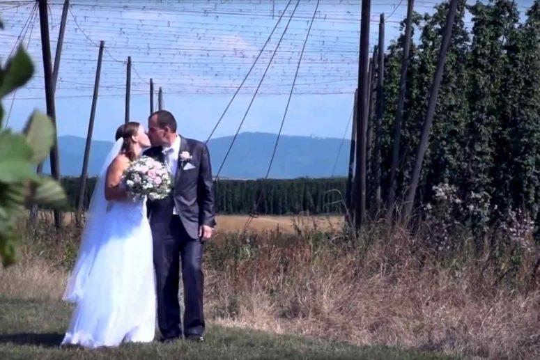 Svatební video Markétky a Martina