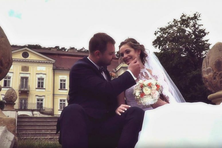 Svatební klip Simona a Jakub