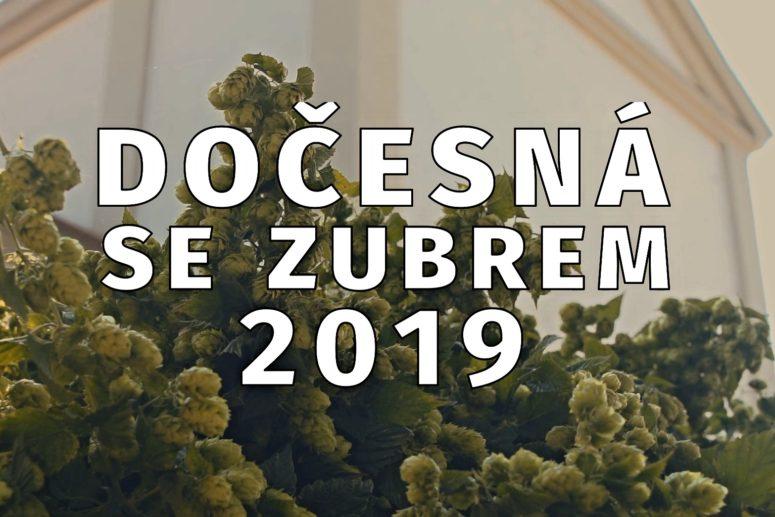 Dočesná se ZUBREM 2019