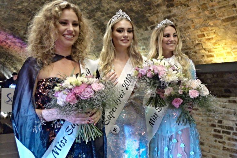 Finále Miss Superkrás 2019