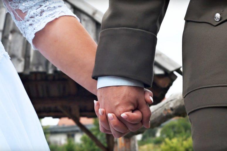 Svatební klip – Adam a Lucka